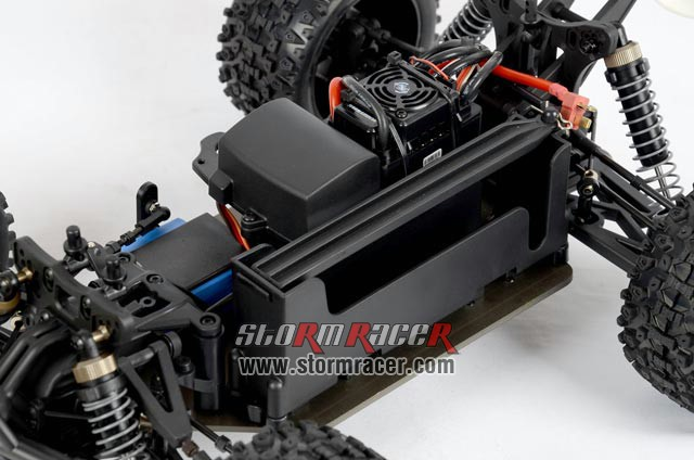 HongNor 1/12 Truggy KING CRT-5 Brushless 008