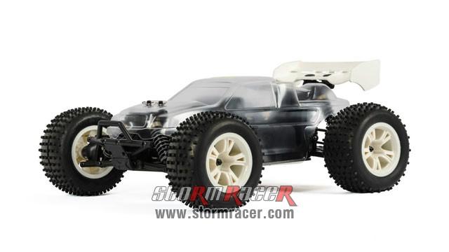 HongNor Mini Truggy CRT-5 1/12 Electric Kit 80% 002