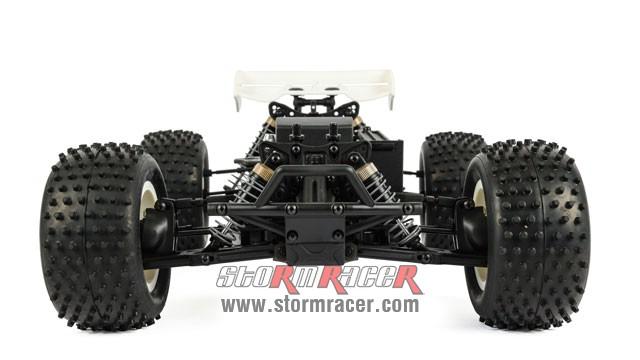 HongNor Mini Truggy CRT-5 1/12 Electric Kit 80% 015