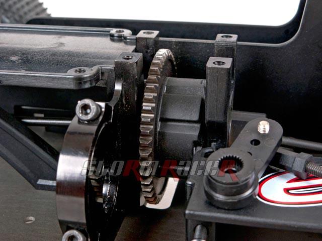 HongNor Mini Truggy CRT-5 1/12 Electric Kit 80%