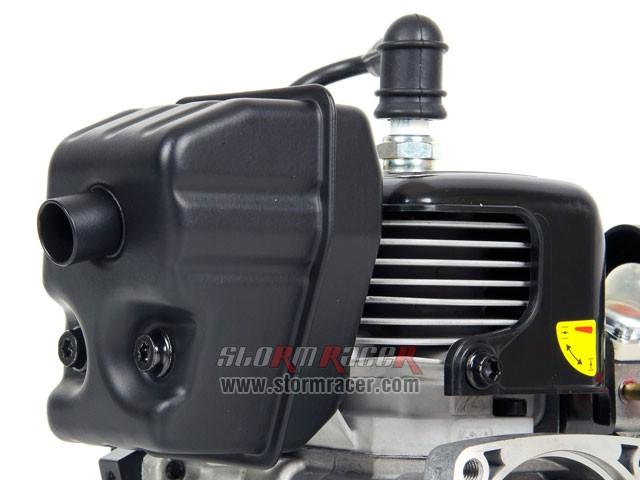 HPI Gas Engine 26cc 009