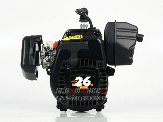HPI Gas Engine 26cc 016