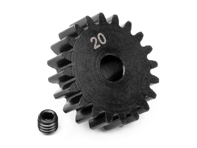 Pinion Gear 19T (1M/5mm) #100919 600