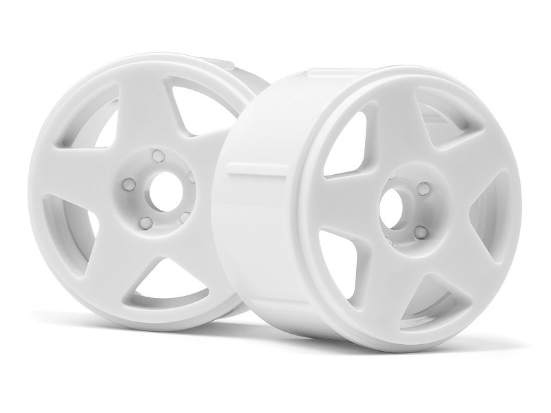 HPI 1/18 Wheel Fifteen52 Tarmac 17mm #111835 (4P) 600