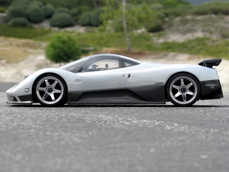 HPI 1/10 Body Pagani Zonda F (200mm) #17523 600