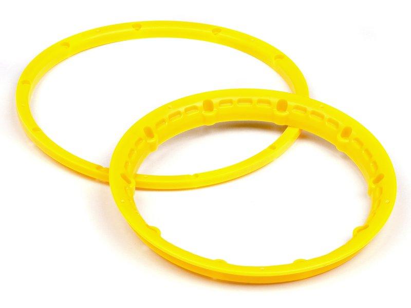 HPI Heavy Duty Wheel Bead Lock Rings for Baja 1/5 #3277 600