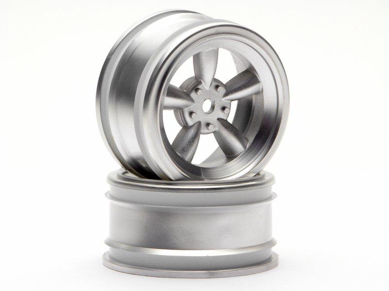 HPI Vintage 5 Spoke Wheel 26mm Matte (2P) #3815 600