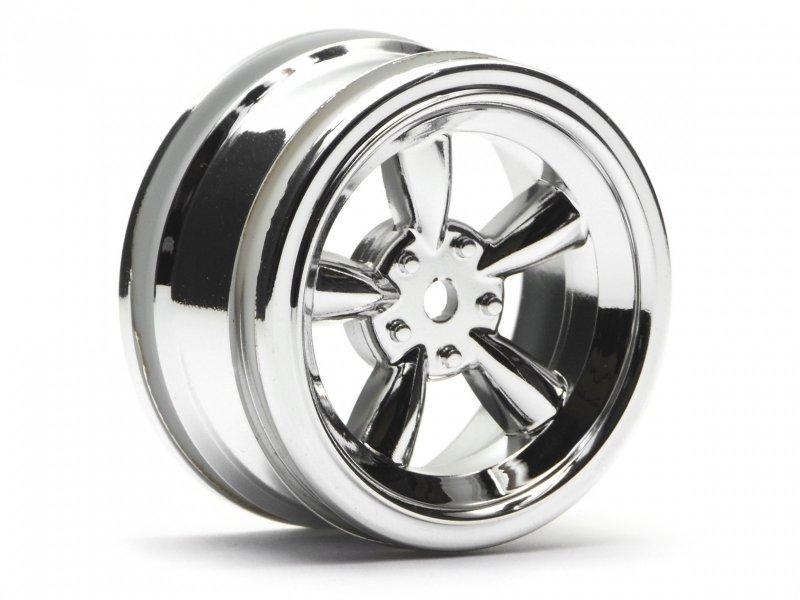 HPI Vintage 5 Spoke Wheel 26mm Shiny (2P) #3817 600