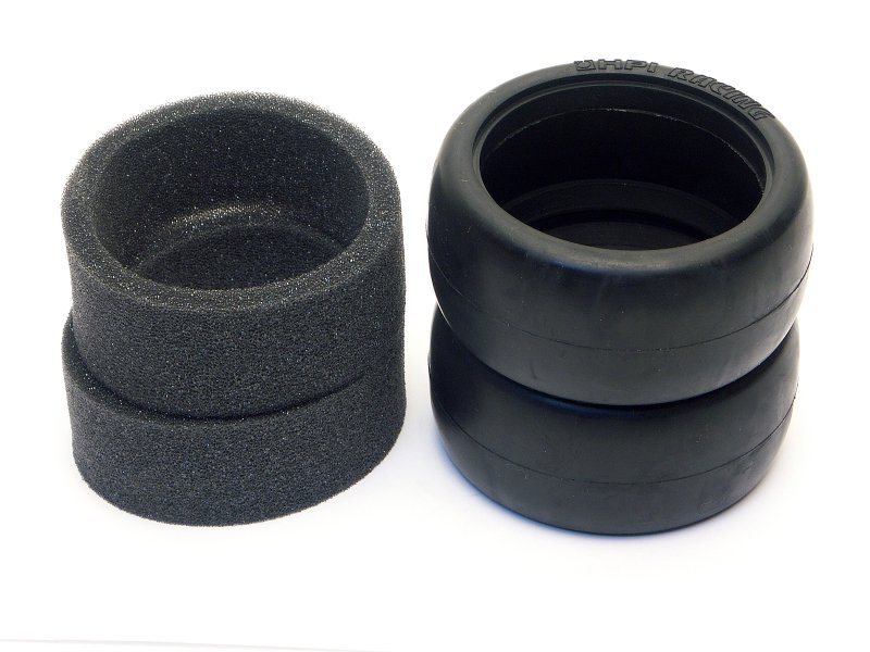 HPI Super Size Slick Tires (2P) #4590 600