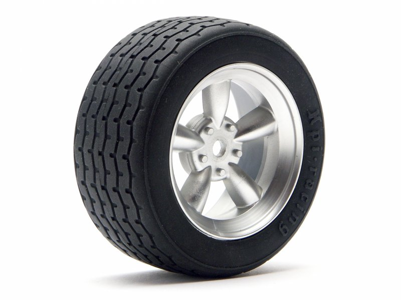HPI Vintage Racing Tires 26mm (2P) #4793 600