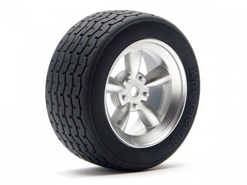 HPI Vintage Racing Tires 31mm (2P) #4797 600