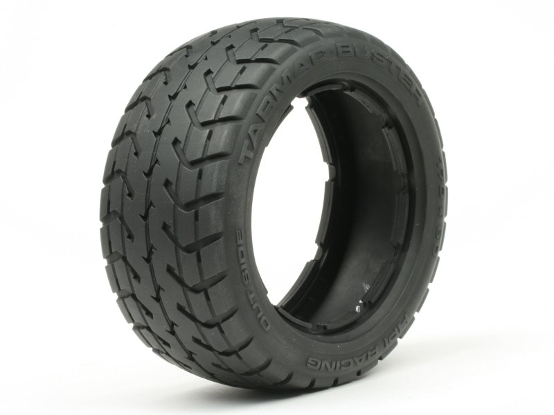HPI 1/5 Tires Tarmac Buster #4837 (2P) for Front 600