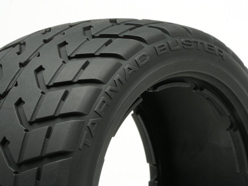 HPI 1/5 Tires Tarmac Buster #4840 (2P) for Rear 600