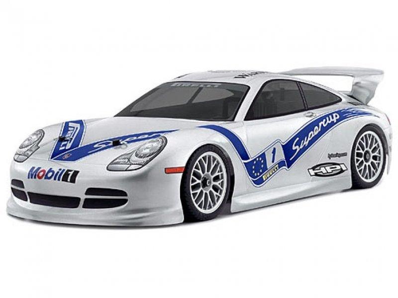 HPI 1/10 Body Porsche 911 GT3 (200mm) #7418 600