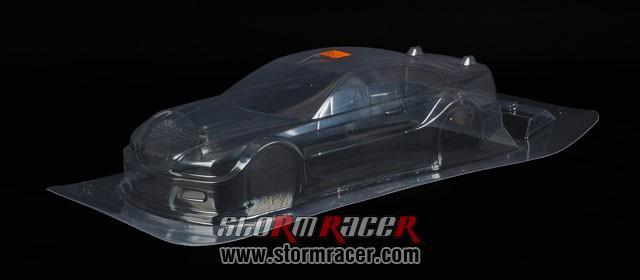 HPI 1/10 Body BMW M3 GT (190mm) #7352 004