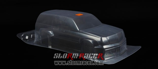 HPI 1/10 Body SUV Cadillac Escalade #7490 006