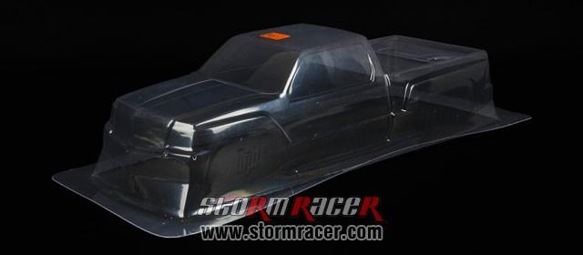 HPI 1/8 Truck Body GT Gigante #7124 004