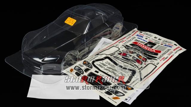 HPI 1/10 Body Honda S2000 (190mm) #7314 003