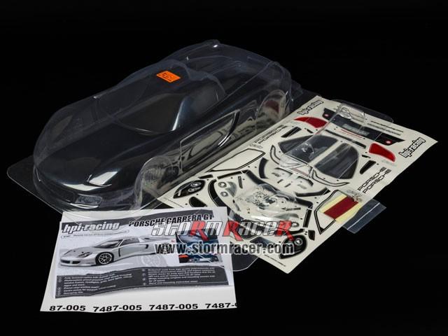 HPI 1/10 Body Porsche Carrera GT (200mm) #7487 003