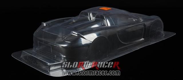 HPI 1/10 Body Porsche Carrera GT (200mm) #7487 006