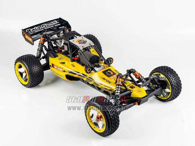 Buggy HPI Baja 5B SS phiên bản V.2 RTR 001