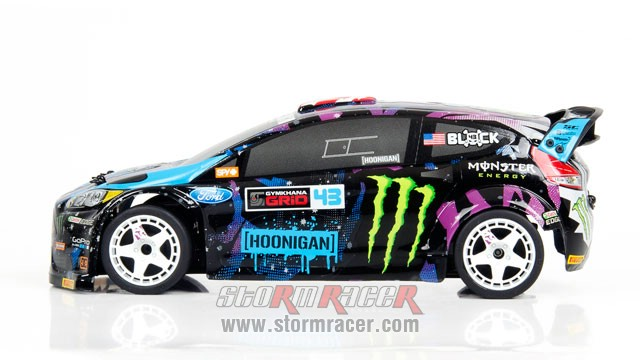Ken Block 2016 GRC Micro RS4 1/18 #115387 007