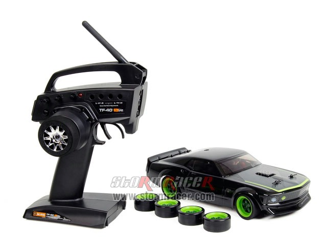HPI 1/18 Micro Mustang RS4 RTR #112468 011