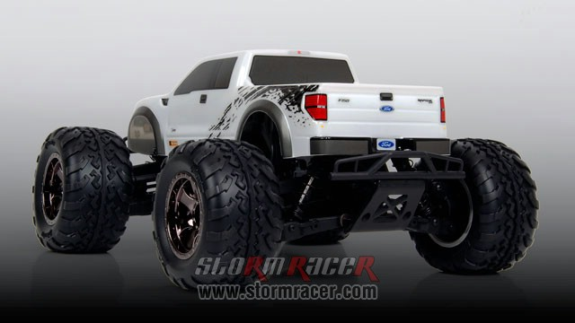 HPI Savage XS Mini 1/12 Ford Raptor #115125 009
