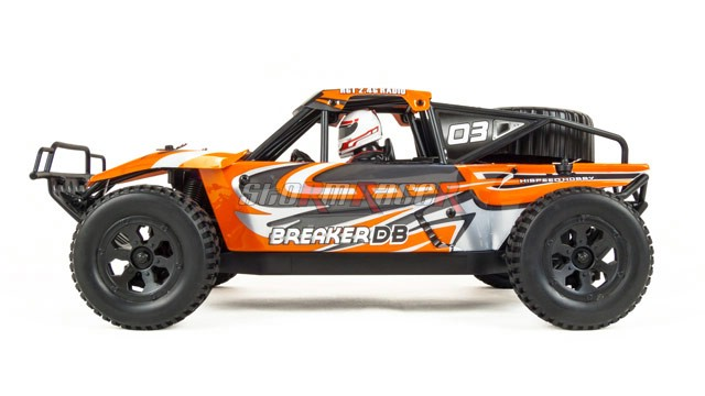 HSP Electric Desert Buggy 1/10 RTR 2,4G
