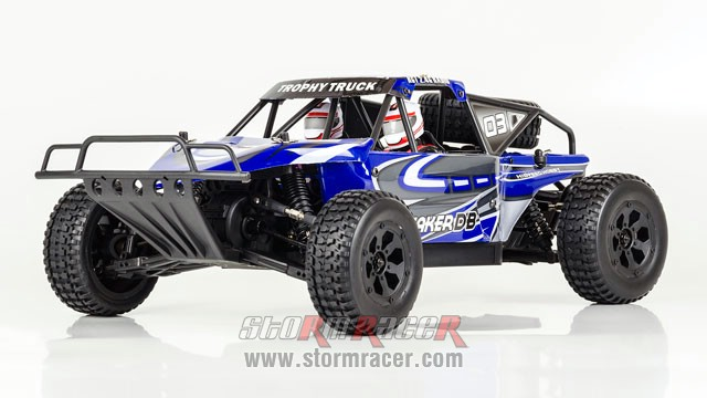 HSP Brushless Desert Buggy 1/10 RTR 2,4G 006