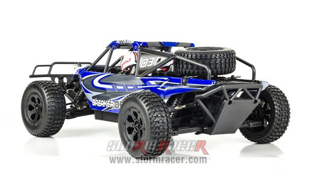 HSP Brushless Desert Buggy 1/10 RTR 2,4G 008