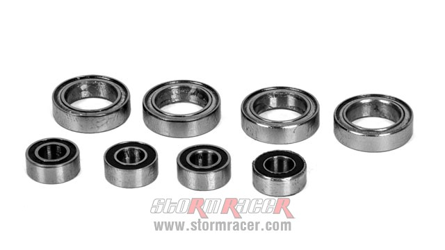 HSP 1/10 Wheel Mount Ball Bearings 011