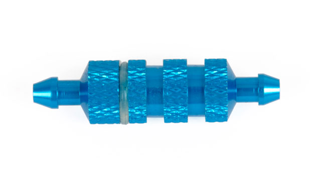HSP Blue Alu Fuel Filter 002