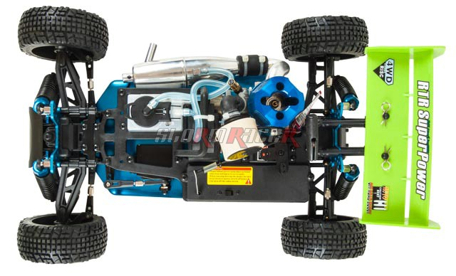 HSP Nitro Buggy 1/10 RTR 2,4G phiên bản nâng cấp