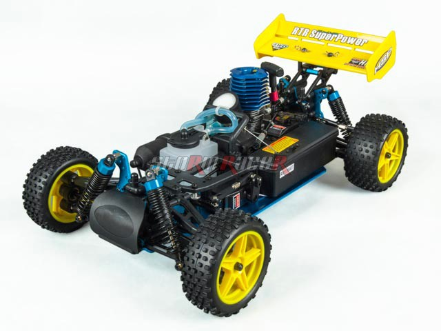HSP Nitro Buggy 1/10 RTR 2,4G #94166