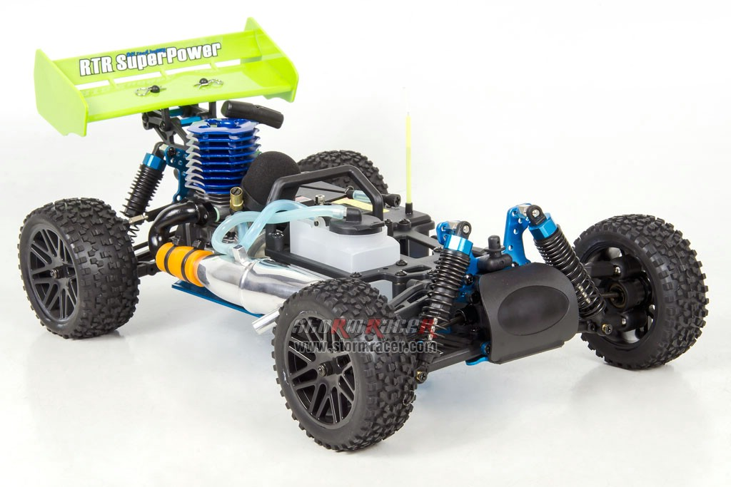 HSP 1/10 Nitro Buggy OffRoad new 2019 002