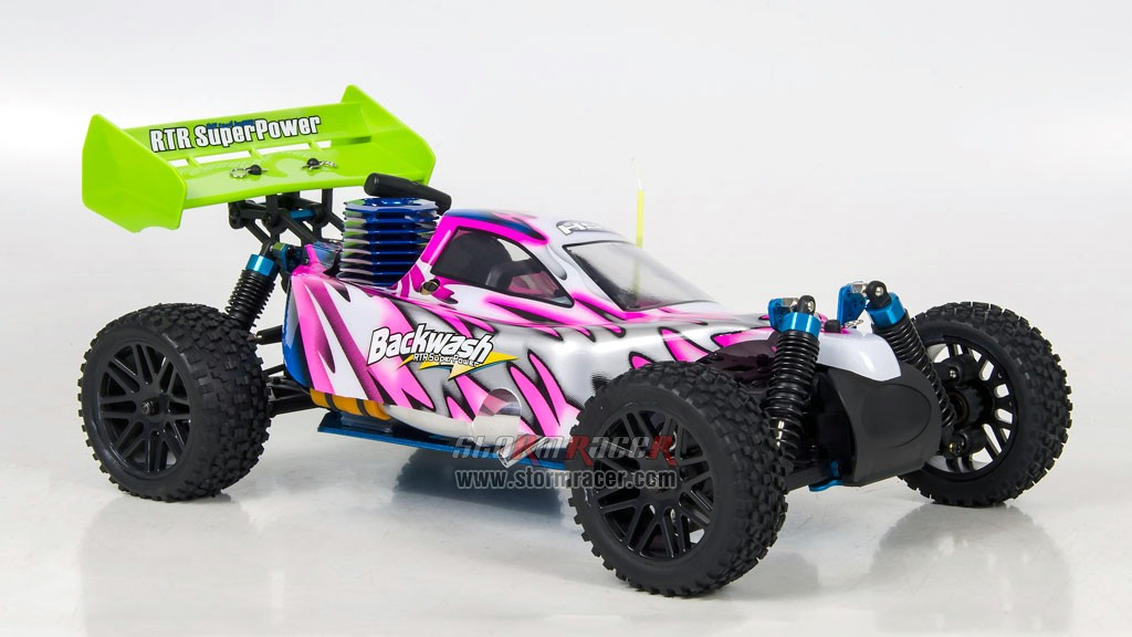 HSP 1/10 Nitro Buggy OffRoad new 2019 003