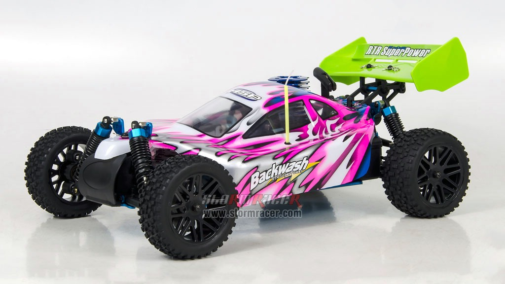 HSP 1/10 Nitro Buggy OffRoad new 2019 004