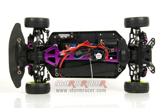 HSP Brushless Onroad 1/10 RTR 2,4G 008
