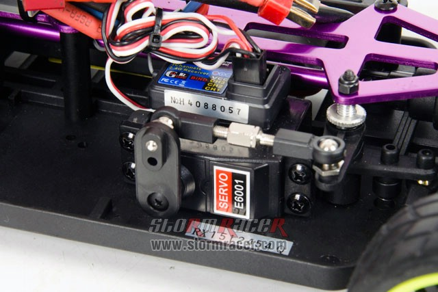 HSP Brushless Onroad 1/10 RTR 2,4G 011
