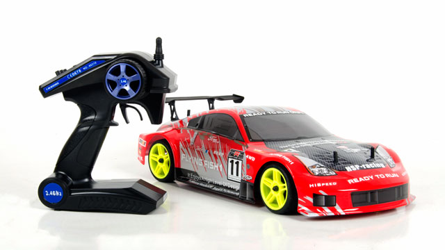 HSP Brushless Onroad 1/10 RTR 2,4G 022