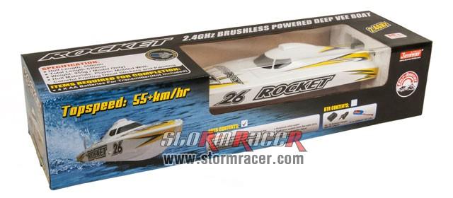 Joysway Rocket Mono Boat 001