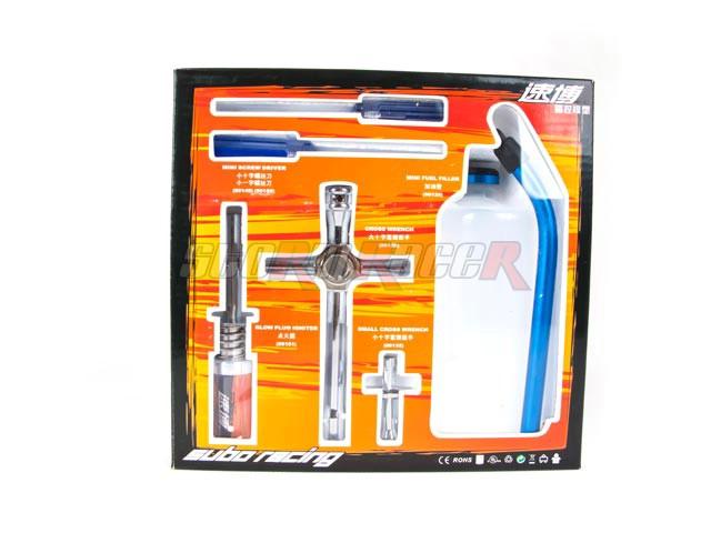 Bộ phụ kiện Nitro (Kit Box)