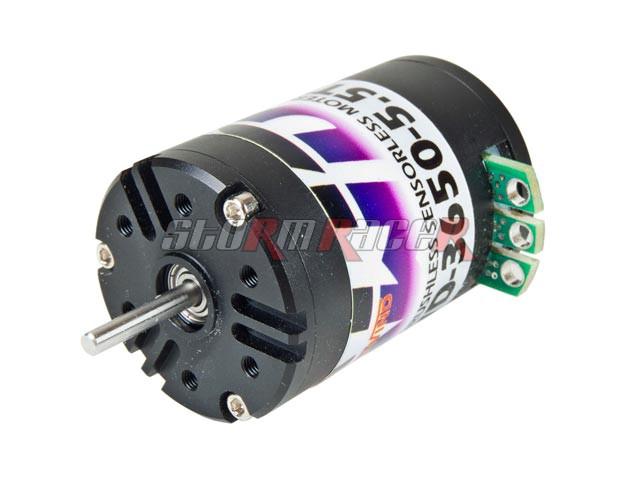 AWD Sensorless Motor 3650 5.5T 6000KV