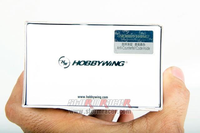 Hobbywing Brushless Motor EZRUN 3660 4000KV 003