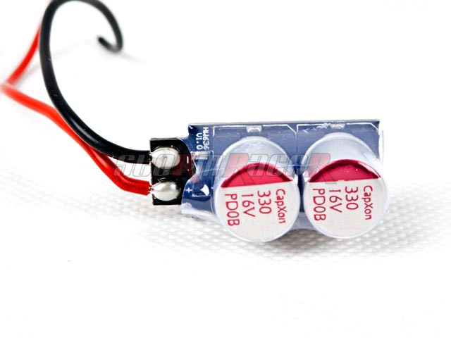 HobbyWing Combo XERUN X1A ESC120A-3.5T Sensored
