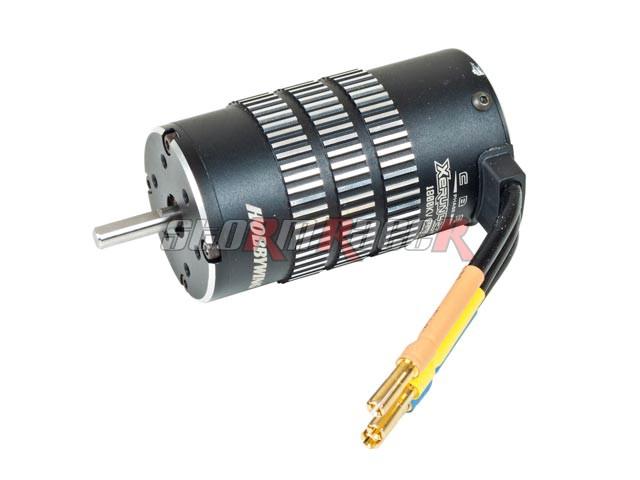 Hobbywing Brushless Motor 4274-SD 2200KV Black sensored