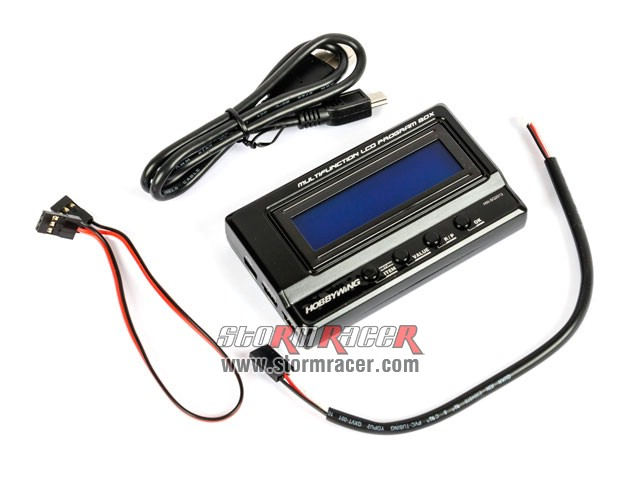 Multifunction LCD Progran Box HW-BQ2013 003