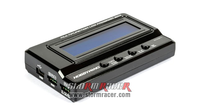 Multifunction LCD Progran Box HW-BQ2013 004