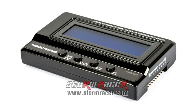 Multifunction LCD Progran Box HW-BQ2013 006